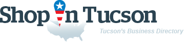 ShopInTucson. Business directory of Tucson - logo